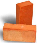 Полнотелый кирпич - материал для строительства столбчатого фундамента (фото)
