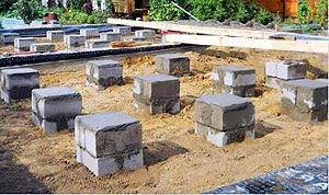 Устройство монолитных фундаментов смета Подольский район