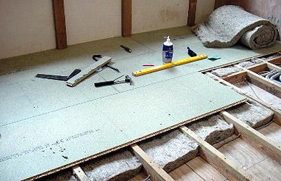 Утепление потолка в бане минеральной (базальтовой) ватой (фото)