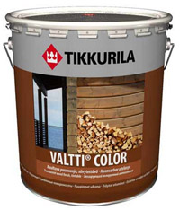Лессирующий антисептик Valtti Color от Tikkurila (фото)