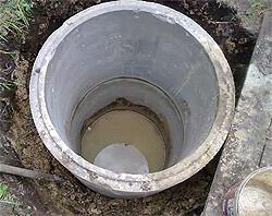Поиск воды на участке для колодца