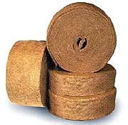 Джут - современный материал для конопатки сруба (фото)