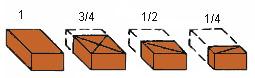Кладка в полтора кирпича схема