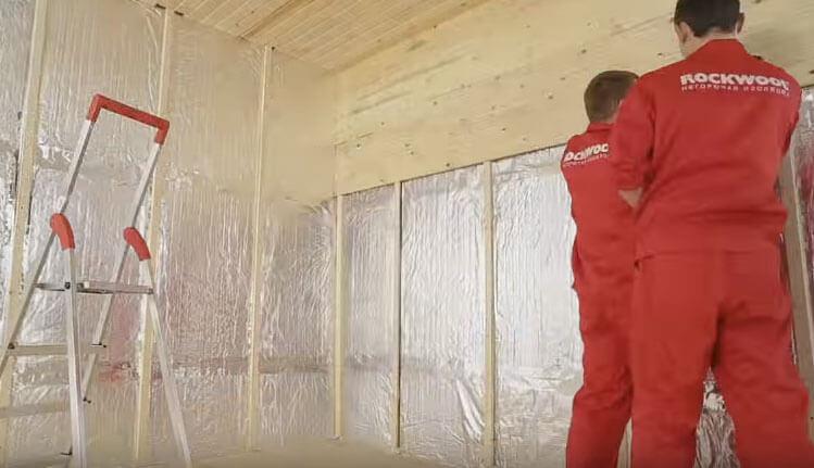 В топота потолка квартире от шумоизоляция