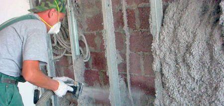 Кирпичная баня утепление стен